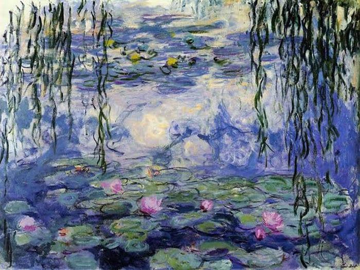 claude-monet-water-lilies-1916-1919