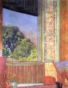 The Open Window 1921 By Pierre Bonnard