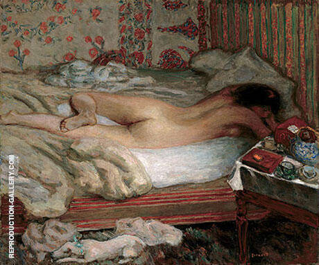 Siesta 1899 Painting By Pierre Bonnard - Reproduction Gallery