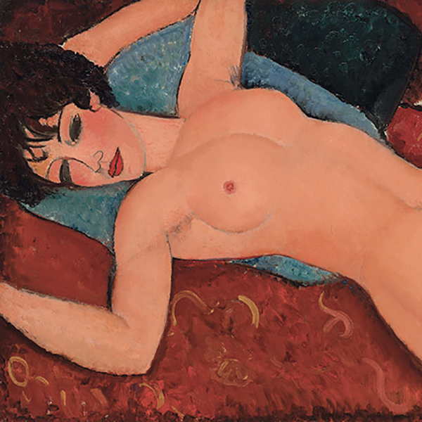 Oil Painting Reproductions of Amedeo Modigliani
