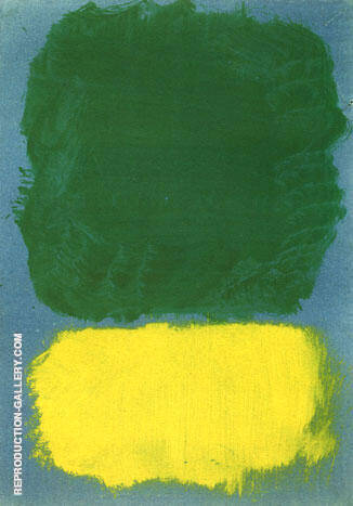 Untitled 4168 By Mark Rothko