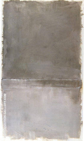 Untitled 8269 By Mark Rothko