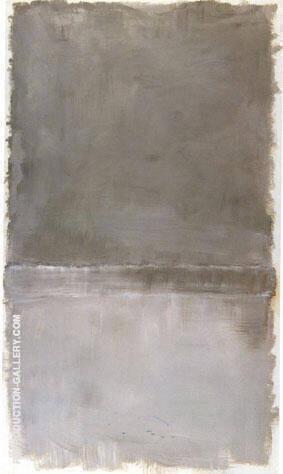 Untitled 8269 By Mark Rothko