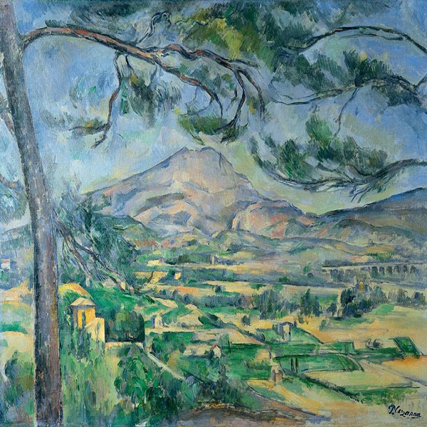 Oil Painting Reproductions of Paul Cezanne