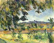 Le Pilon du Roi c1888 By Paul Cezanne