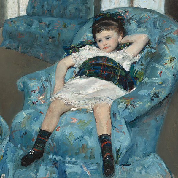 Oil Painting Reproductions of Mary Cassatt