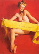 Gil Elvgren To Have 1951 By Pin Ups
