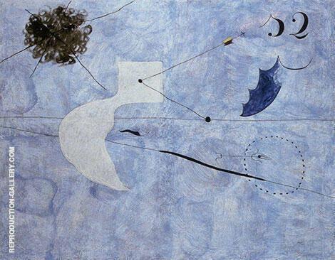 Siesta 1925 By Joan Miro
