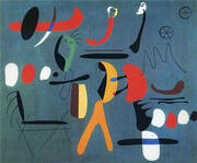 Painting 1933 By Joan Miro
