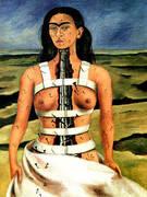 The Broken Column 1944 By Frida Kahlo