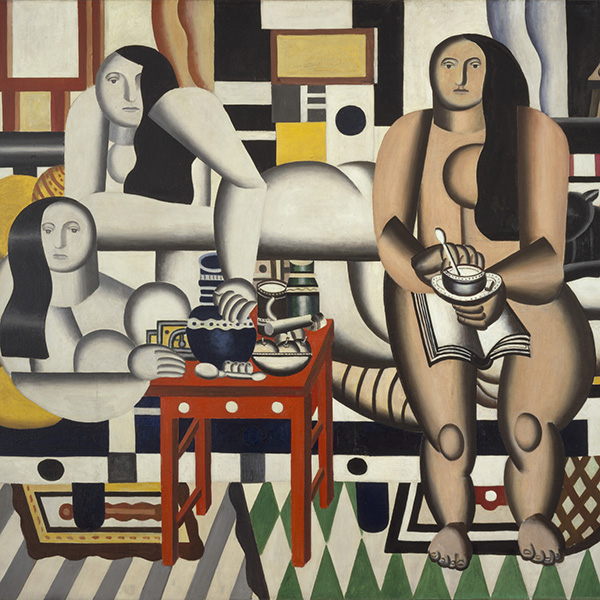 Oil Painting Reproductions of Fernand Leger