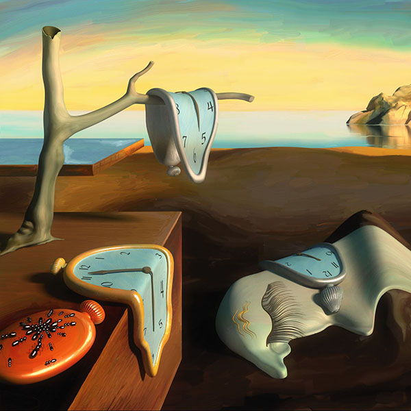 Oil Painting Reproductions of Salvador Dali