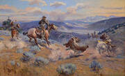 Loops and Swift Horses are Surer than Lead By Charles M Russell