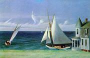 Lee Shore 1941 By Edward Hopper