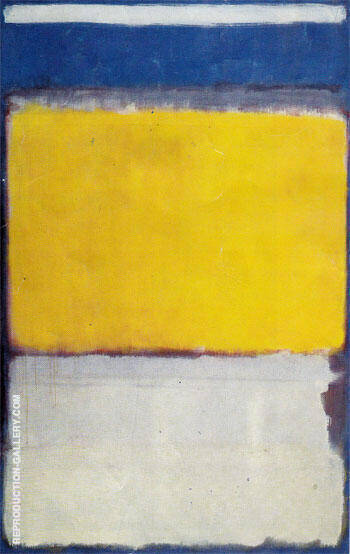 No 10 1950 Painting By Mark Rothko - Reproduction Gallery
