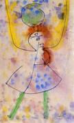 Mit Grunen Stumpfen 1939 By Paul Klee