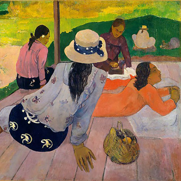 Oil Painting Reproductions of paul-gauguin