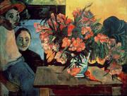 Te Tiare Farani By Paul Gauguin