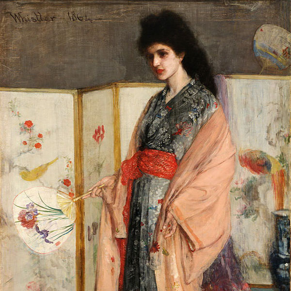 Oil Painting Reproductions of James McNeill Whistler