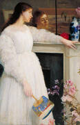 Symphony in White, No. 2 By James McNeill Whistler