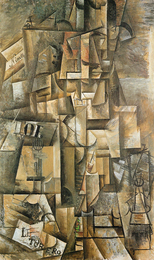 The Aficionado by Pablo Picasso | Oil Painting Reproduction Replica On Canvas - Reproduction Gallery