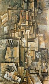 The Aficionado By Pablo Picasso