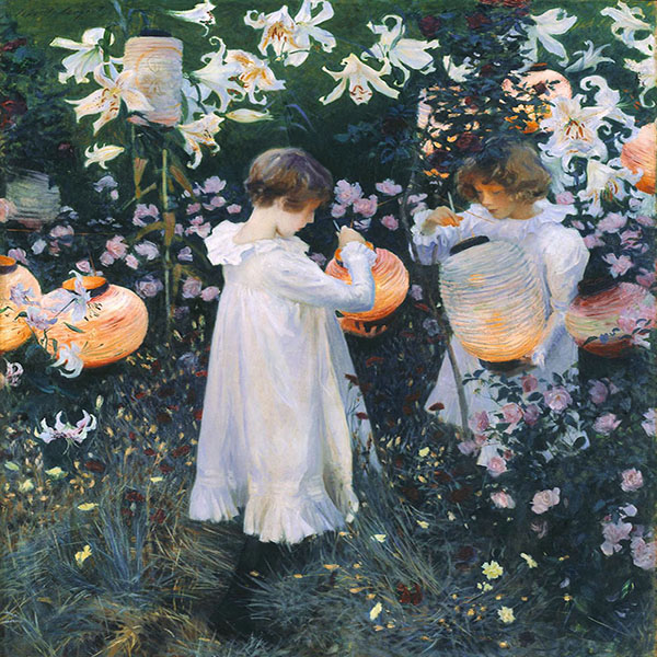 Oil Painting Reproductions of John Singer Sargent