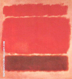 Reds 1957 (Red Painting) By Mark Rothko