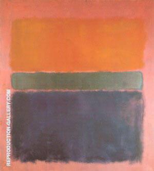 No 15 1958 By Mark Rothko