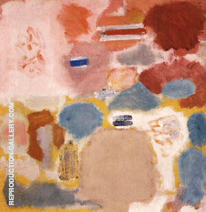 No  21 Untitled 1947 By Mark Rothko - Oil Paintings & Art Reproductions - Reproduction Gallery