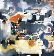 No 11 Untitled 1947 By Mark Rothko