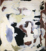 342 Untitled 1947 By Mark Rothko