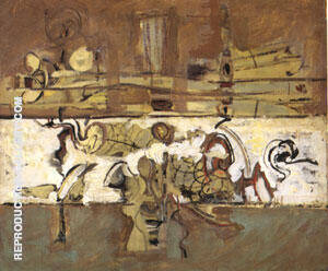 292 Untitled1947 By Mark Rothko