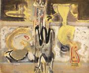 295 Untitled 1947 By Mark Rothko