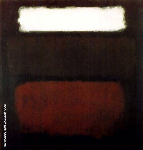 No 28 Untitled 1962 Painting By Mark Rothko - Reproduction Gallery