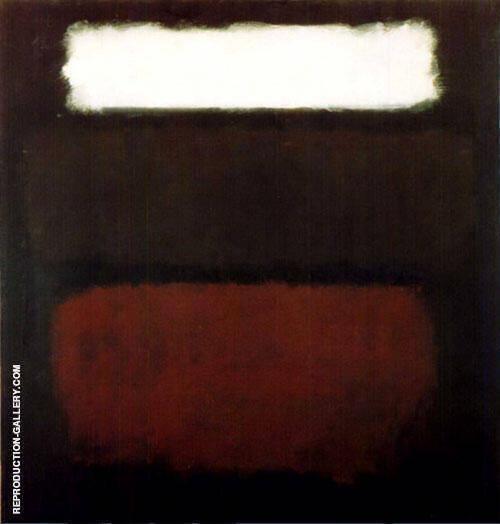 No 28 Untitled 1962 By Mark Rothko