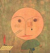 Error on Green 1930 By Paul Klee
