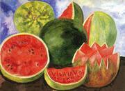Viva la Vida By Frida Kahlo