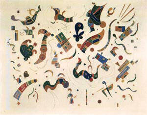 Relations By Wassily Kandinsky - Oil Paintings & Art Reproductions - Reproduction Gallery
