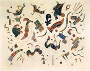 Relations By Wassily Kandinsky
