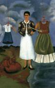 Memory 1937 By Frida Kahlo