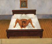 My Birth By Frida Kahlo
