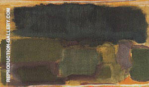 No 32 By Mark Rothko