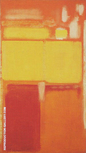 No 21 1949 By Mark Rothko Replica Paintings on Canvas - Reproduction Gallery