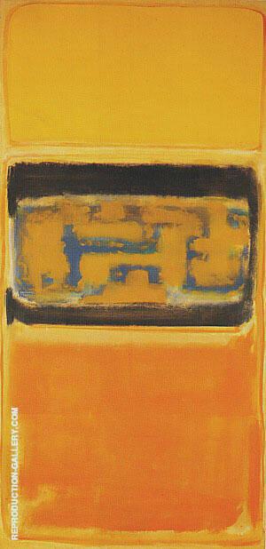 No 1 1949 By Mark Rothko