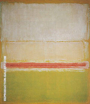 No 2 7 20  1951 By Mark Rothko Replica Paintings on Canvas - Reproduction Gallery