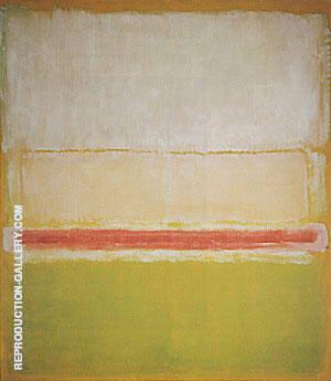 No 2 7 20 1951 By Mark Rothko