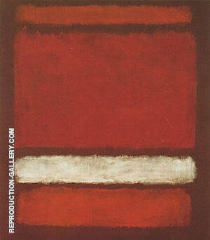 No 7 1960 Painting By Mark Rothko - Reproduction Gallery