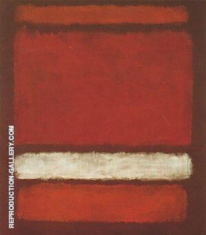 No 7 1960 By Mark Rothko