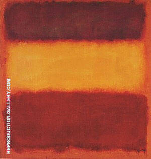 Violet Bar 1957 Painting By Mark Rothko - Reproduction Gallery